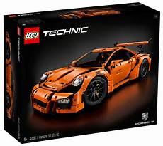 Sommer 2016 Lego Technic Porsche 911 Gt3 Volvo Ew