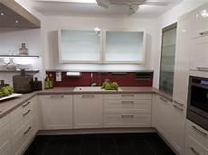 Küche U Form - g 252 nstige musterk 252 che k 252 che in u form h 228 cker