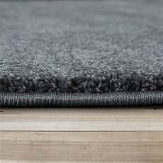 teppich kurzflor grau kurzflor teppich einfarbig grau teppich de