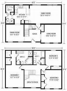 simple open house plans unique simple 2 story house plans 6 simple 2 story floor