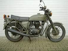 For Sale Honda Cb 250 G Army 1975 Race Bikes