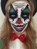 Amazing Clown Makeup …  Costume Hallo…