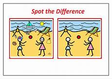 spot and find the differences worksheet for kids preschool and kindergarten