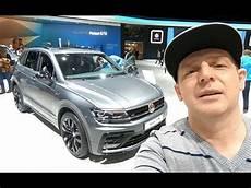 Volkswagen Vw Tiguan R Line Model 2019 Indium Grey Colour