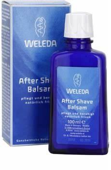 weleda after shave balsam notino de
