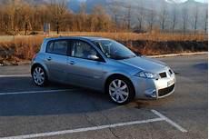 megane 2 5 portes troc echange megane rs 225ch 5 portes bleu gris sur