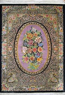 silk rugs qum silk rug item cs q10