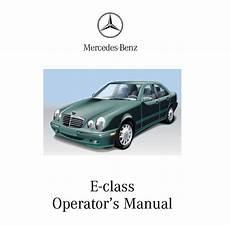 online service manuals 2001 mercedes benz sl class seat position control mercedes benz e class 2001 owner s manual pdf online download benz e class benz e mercedes