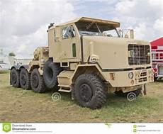Oshkosh Army Truck Editorial Photo Image Of 2012