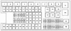 2009 f150 fuse diagram 2009 ford f150 interior fuse box diagram decoratingspecial