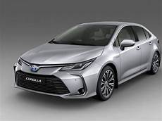 toyota corolla gli hybrid 2020 price specs motory