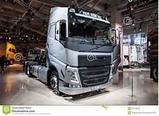 volvo commercial vehicles volvo fh truck editorial stock image image of