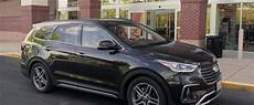 Hyundai Santa Fe Car In Instant Family 2018