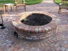 Building An Outdoor Pit With Bricks