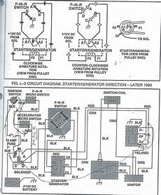 golf cart robin engine wiring 85 ezgo w robins 244 ec25 2pg robin golf carts automotive