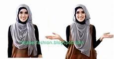 Cara Memakai 1 Jilbab Dengan 2 Gaya Tutorial