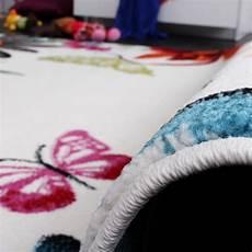 kinderteppich schmetterling kinderteppich schmetterling mehrfarbig wunschzimmer