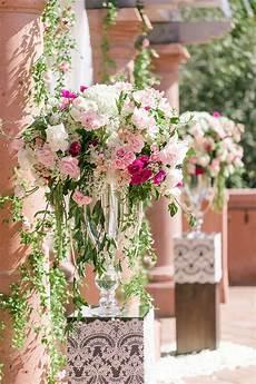 Wedding Flowers California california garden wedding layered with pink wedding