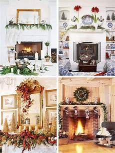 Fireplace Mantel Decorations by 40 Fireplace Mantel Decoration Ideas