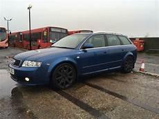 Audi A4 B6 Avant - 2004 audi a4 b6 avant sport s line mauritius blue with