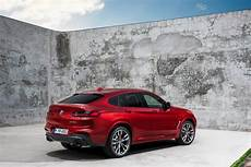 Of The New 2018 Bmw X4