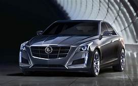First Look2014 Cadillac CTS  New Cars Reviews