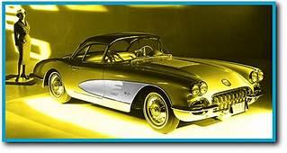 Corvette Timeline Pictures  Auto Express