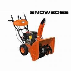 fraise 224 neige snowboss sb862w 62 cm d 233 marrage 233 lectrique