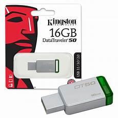 kingston datatraveler dt50 usb 3 0 flash drive 16gb