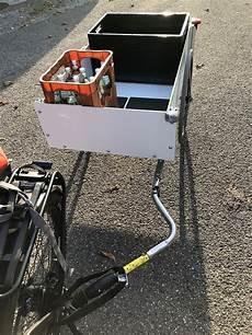 fahrradlastenanh 228 nger selber bauen fahrrad und selber bauen