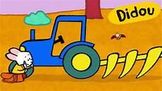 Tracteur Didou Dessine Moi Un Tracteur Dessins Anim 233 S