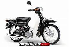 Modifikasi Motor Bravo by Ask Modif Suzuki Bravo A K A Rc100