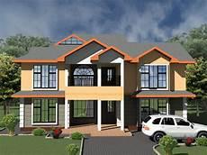 home design 5 bedroom house designs in kenya hpd consult