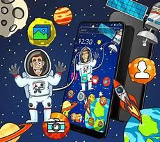 Terbaru 28 Gambar Kartun Astronot Indonesia Gani Gambar