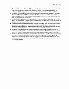 list of selected accomplishments for career portfolio
