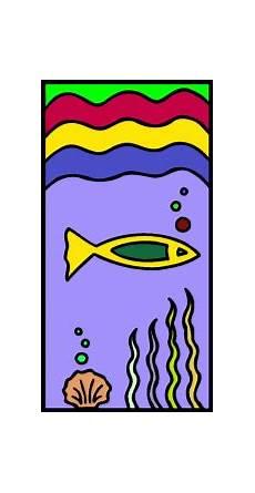 Unterwasser Tiere Malvorlagen Hochzeit Bunter Fisch Unter Wasser Ausmalbild Malvorlage Tiere