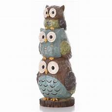 owl stacking hi line gift ltd stacking owls statue wayfair