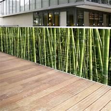 brise vue balcon bambou 106774 brise vue toile bambous 0 80 x 3