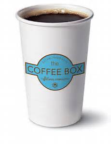 quot the coffee box quot un americano a marketers club