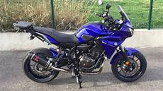 yamaha mt tracer 700 optional center stand