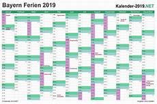 Kalender 2019 Bayern Pdf A3 Kalender Ferien Bayern 2019