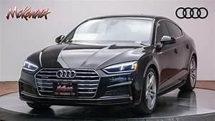 New 2019 Audi A5 Sportback 20 TFSI Premium Plus 4dr Car