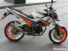 Modifikasi Vixion Sederhana Tapi Keren by Modif Vixion Simple Tapi Keren Modifikasi Motor Kawasaki