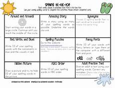 spelling worksheets year 2 22539 sle s superstars spelling tic tac toe for each month of the year with a giveaway