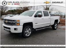 New 2019 Chevrolet Silverado 2500HD High Country Crew Cab