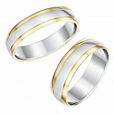 gold silver wedding rings his hers 9ct yellow gold silver wedding rings 5 6mm silver 9ct gold two tone at elma uk
