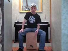 box drums that you sit on the cajon box drum tutorial the basics demonstration