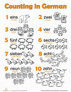 german worksheets for class 7 19578 german numbers learn german german language learning german resources
