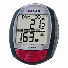 Polar Cs100n Cycling Speed And Rate Monitor One