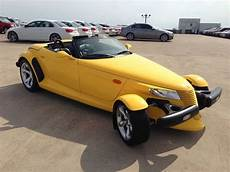 automobile air conditioning repair 2000 plymouth prowler spare parts catalogs find used 2000 plymouth prowler yellow hard to find convertible 2 door 3 5l in dallas texas